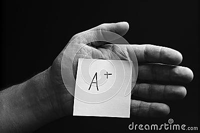 Hand A+ Plus