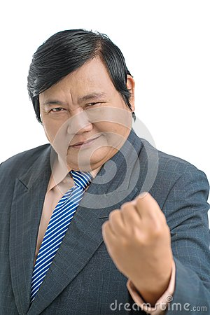 Hand of power