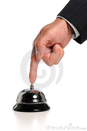 Hand Ringing Bell