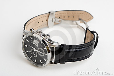 Hand s watch isolated
