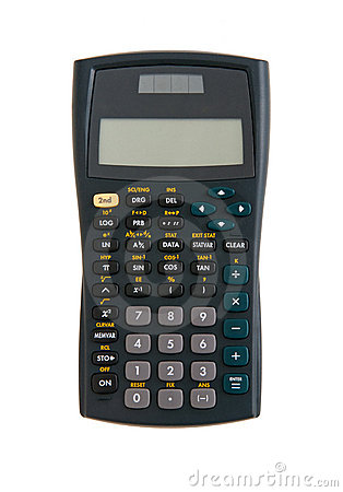 Hand Scientific Calculator
