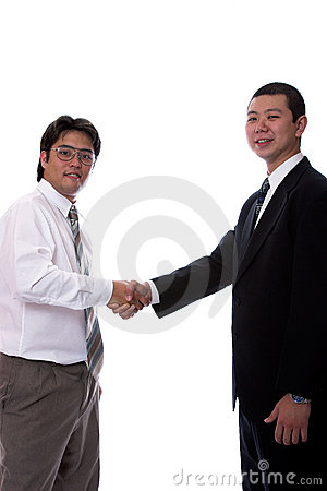 Hand shake 3