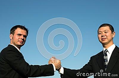 Hand shake 6