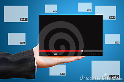Hand show windows VDO download