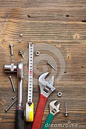 Hand tool equipment