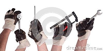 Hand tool set 1
