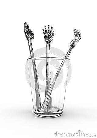 Hand utensils
