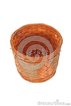 Hand Weave Wicker Basket