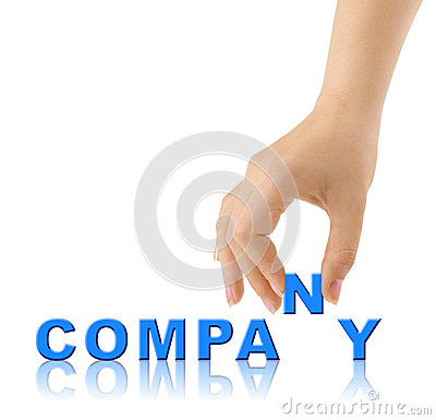 Hand and word Company