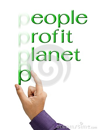 People, profit, planet