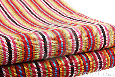 Hand-woven cloth
