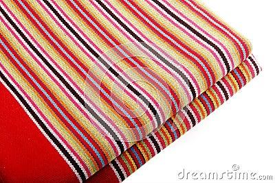 Hand-woven cloth
