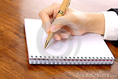 Hand Write Something