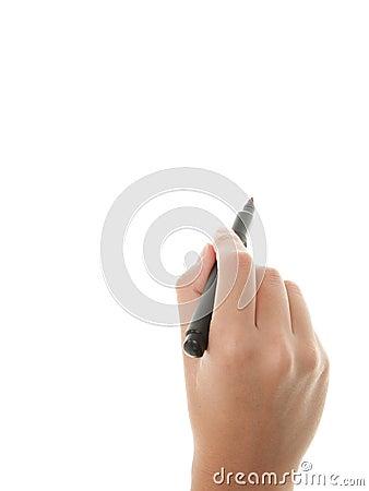 Hand writing