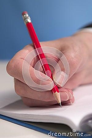 Hand writing 2