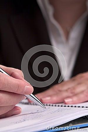 Hand writing 6