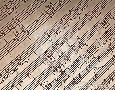 Hand Written Music