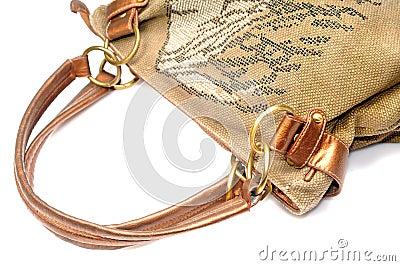 Handbag handle