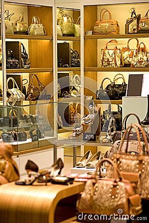Handbag and Shoe Shop