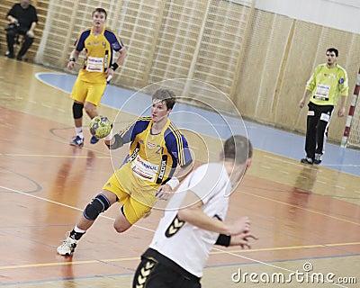 Handball Editorial Image