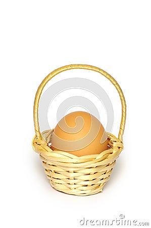 Handbasket from egg 1