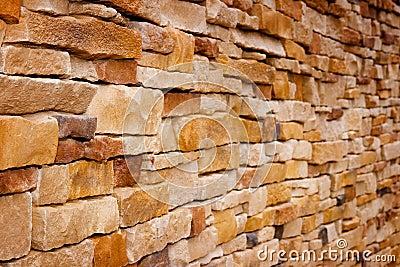 Handcraft Brick Wall