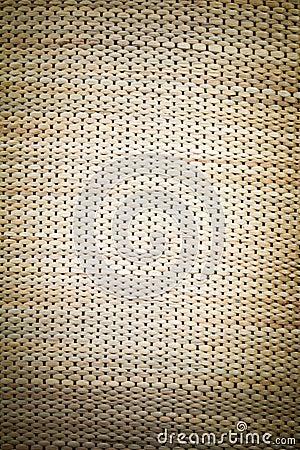 Handcraft weave texture