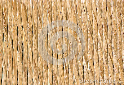 Handcraft weave texture wicker