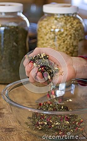 Medicinal Herb Mix