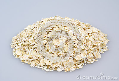 A handful of oats