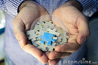 Handful puzzle