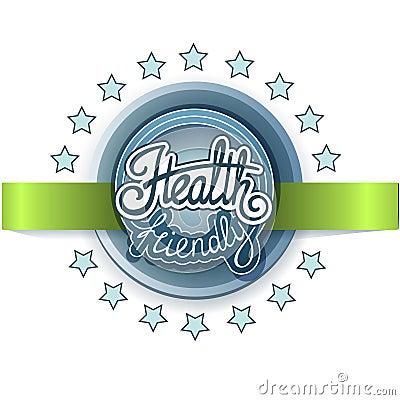 Gesundheit freundlich