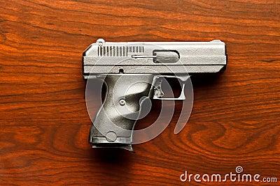 Handgun Table
