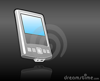 Handheld mobile PDA