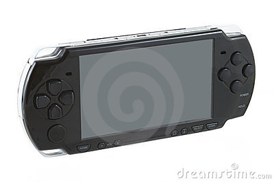 Handheld videogame console