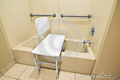 Handicap Bathing Chair