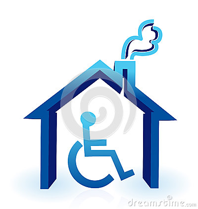 Handicap house