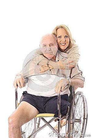 Free Handicap Hugs Stock Photos - 3716503