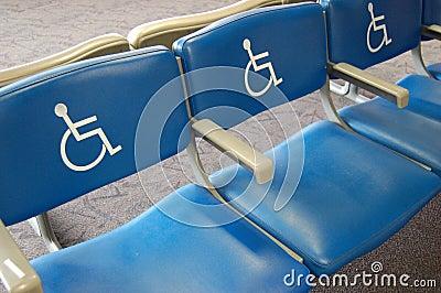 Handicap Seating