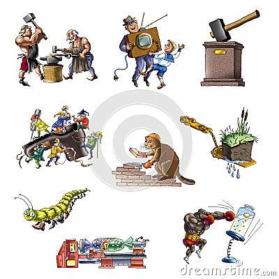 Handicraft and industry_2