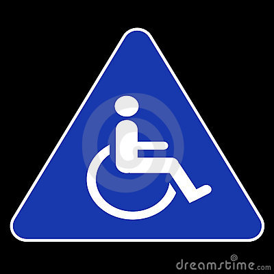 Handikap-Symbol