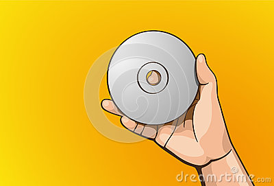 Handle cd