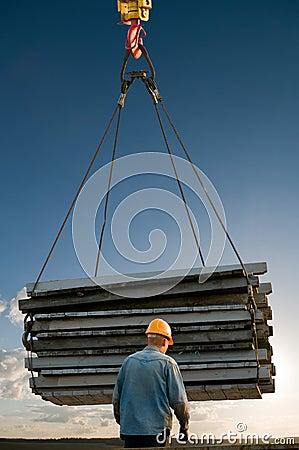 Handling load lifting operations