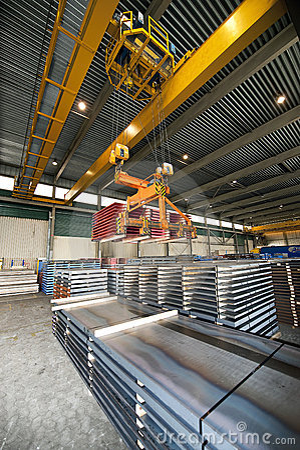 Free Handling Steel Stock Photo - 14739970
