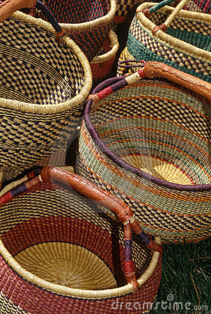 Handmade baskets # 2