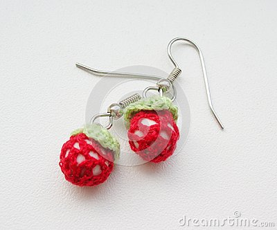 Handmade ear-rings