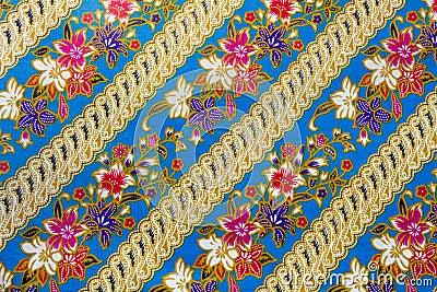 Handmade fabric weave