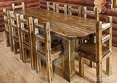 Large Kitchen Table | Winda 7 Furniture