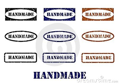 Handmade stamps - cdr format