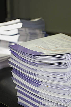 Handout Pamphlets